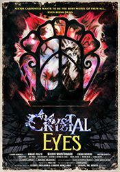 crystal eyes poster