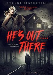 hes out there poster