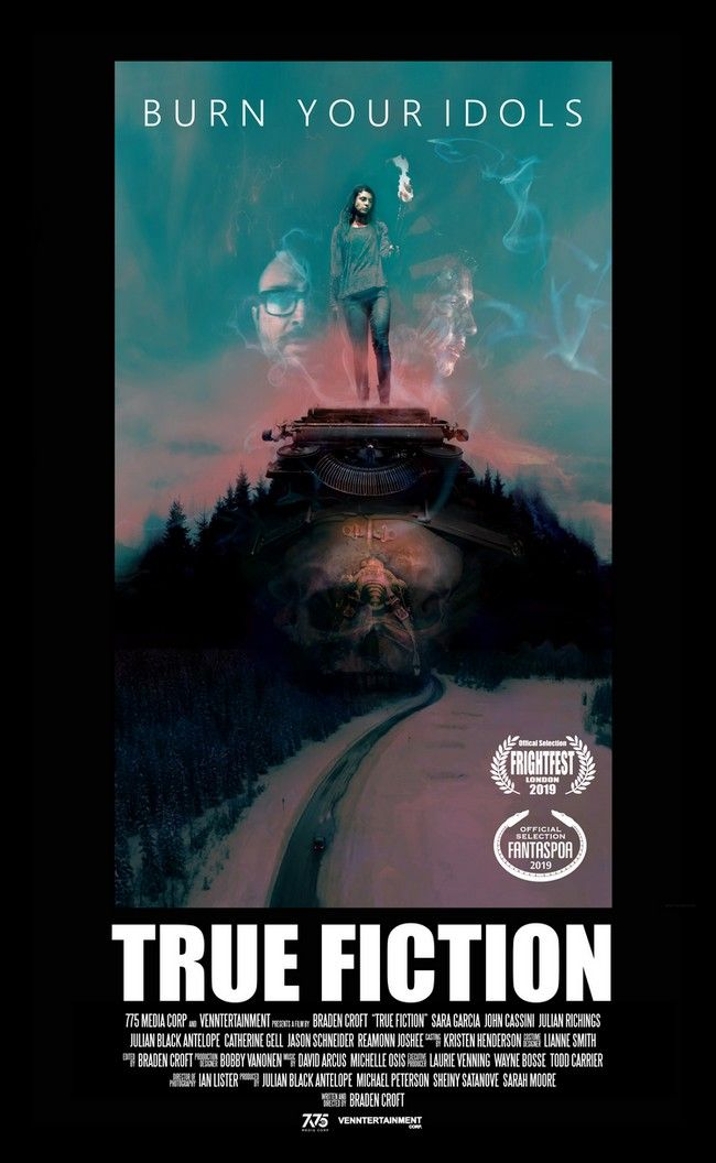 True Fiction Poster Large