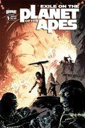 Exile Of The Planet Of The Apes 1 01
