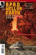 Bprd Hell On Earth The Devils Engine 1 01