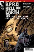 Bprd Hell On Earth The Transformation Of Jh Odonnell 1 01