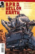 Bprd Hell On Earth The Devils Engine 2 01
