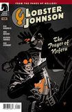 Lobster Johnson The Prayer Of Nefuru Cover