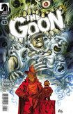 The Goon 43 Cover