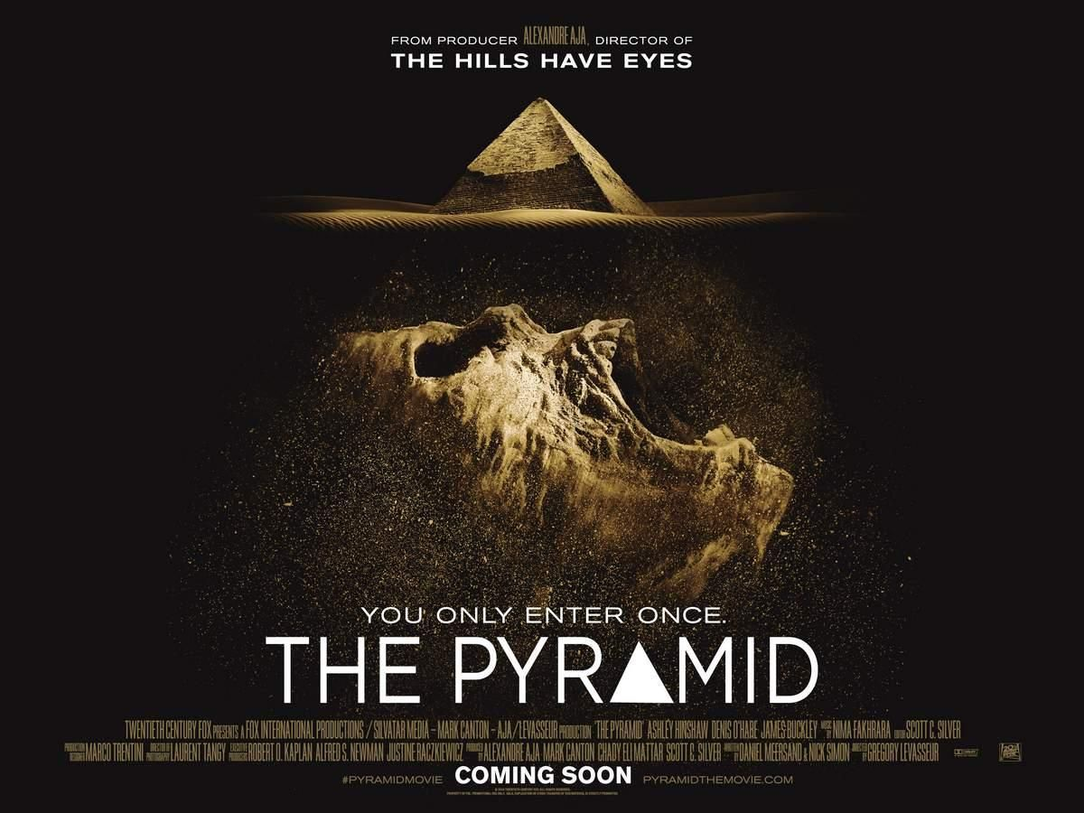 The Pyramid Quad Poster