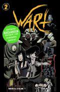 wart the comic cover
