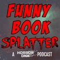 Funny Book Splatter Cover