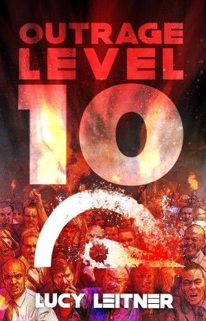 Outrage Level 10 Poster Large