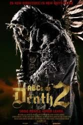 Abcs Of Death 2 Poster