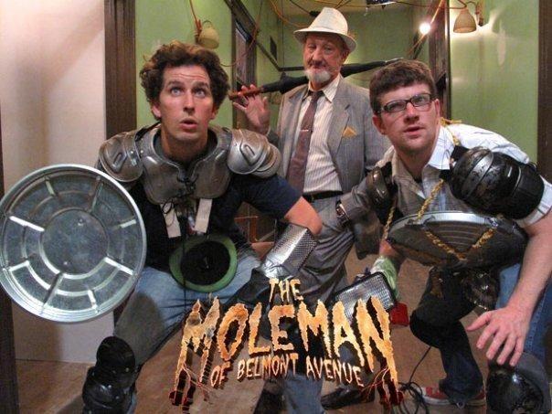 Mole Man Interview 09