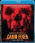 Cabin Fever Blu Ray