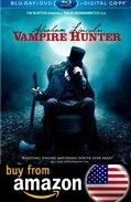 Abraham Lincoln Vampire Hunter Amazon Us