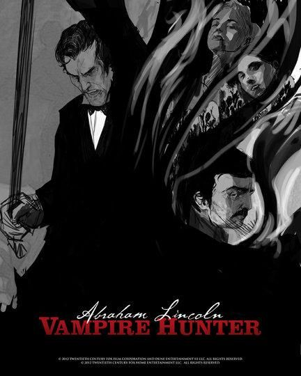 Abraham Lincoln Vampire Hunter 02