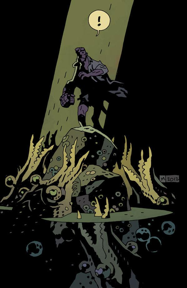 Hellboy In Hell 01