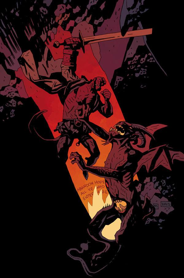 Hellboy In Hell 02