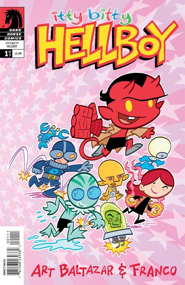 Itty Bitty Hellboy 1