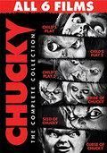 Chucky Complete Collection Dvd
