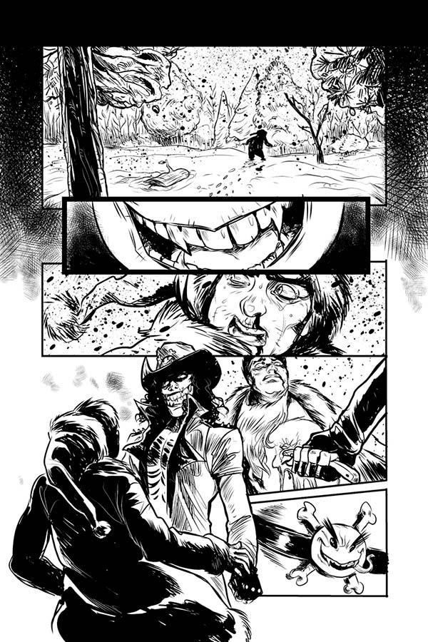 Chaos Comics 01