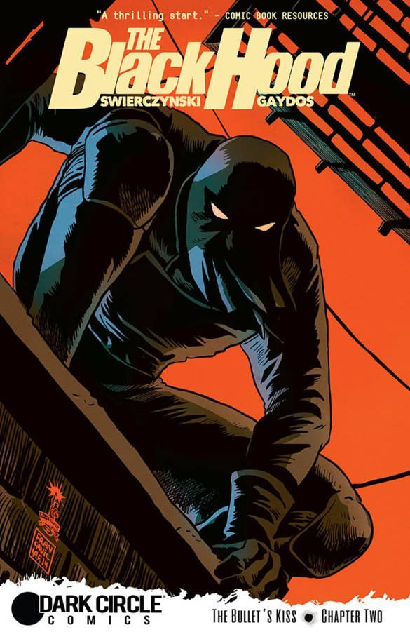 The Black Hood 02