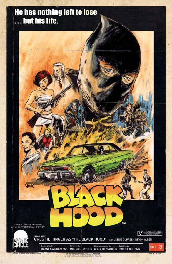 The Black Hood 04