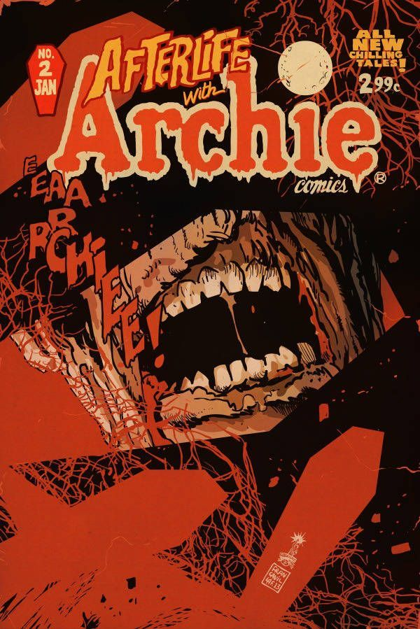 Afterlife With Archie 03