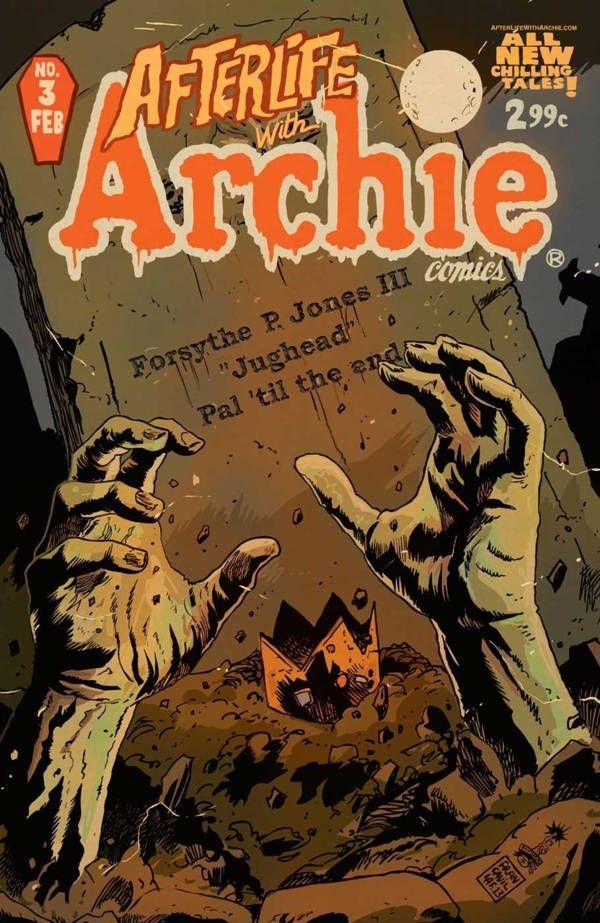 Afterlife With Archie 04