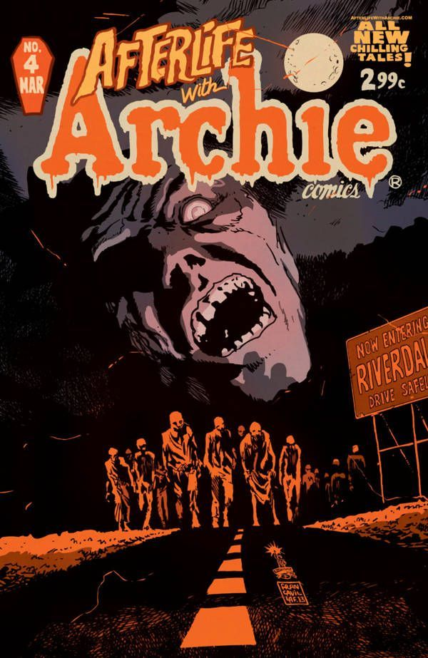 Afterlife With Archie 05