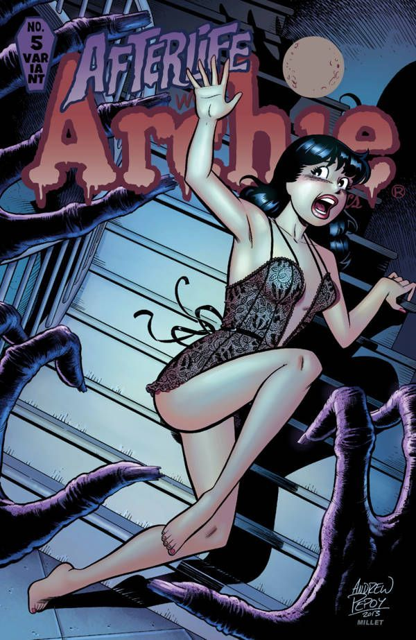 Afterlife With Archie 06