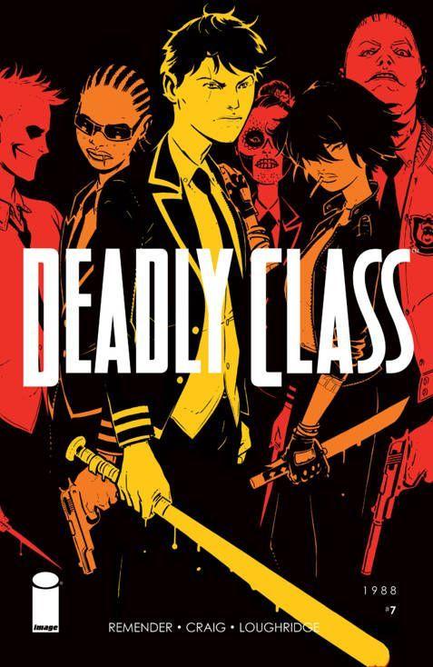 Deadly Class 07