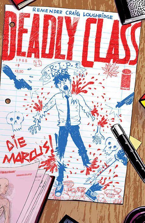 Deadly Class 09