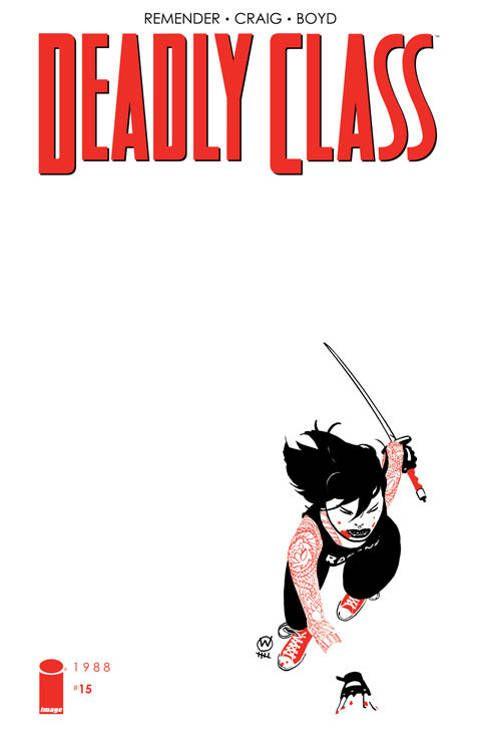 Deadly Class 15