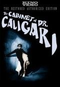 The Cabinet Of Dr Caligari Cover