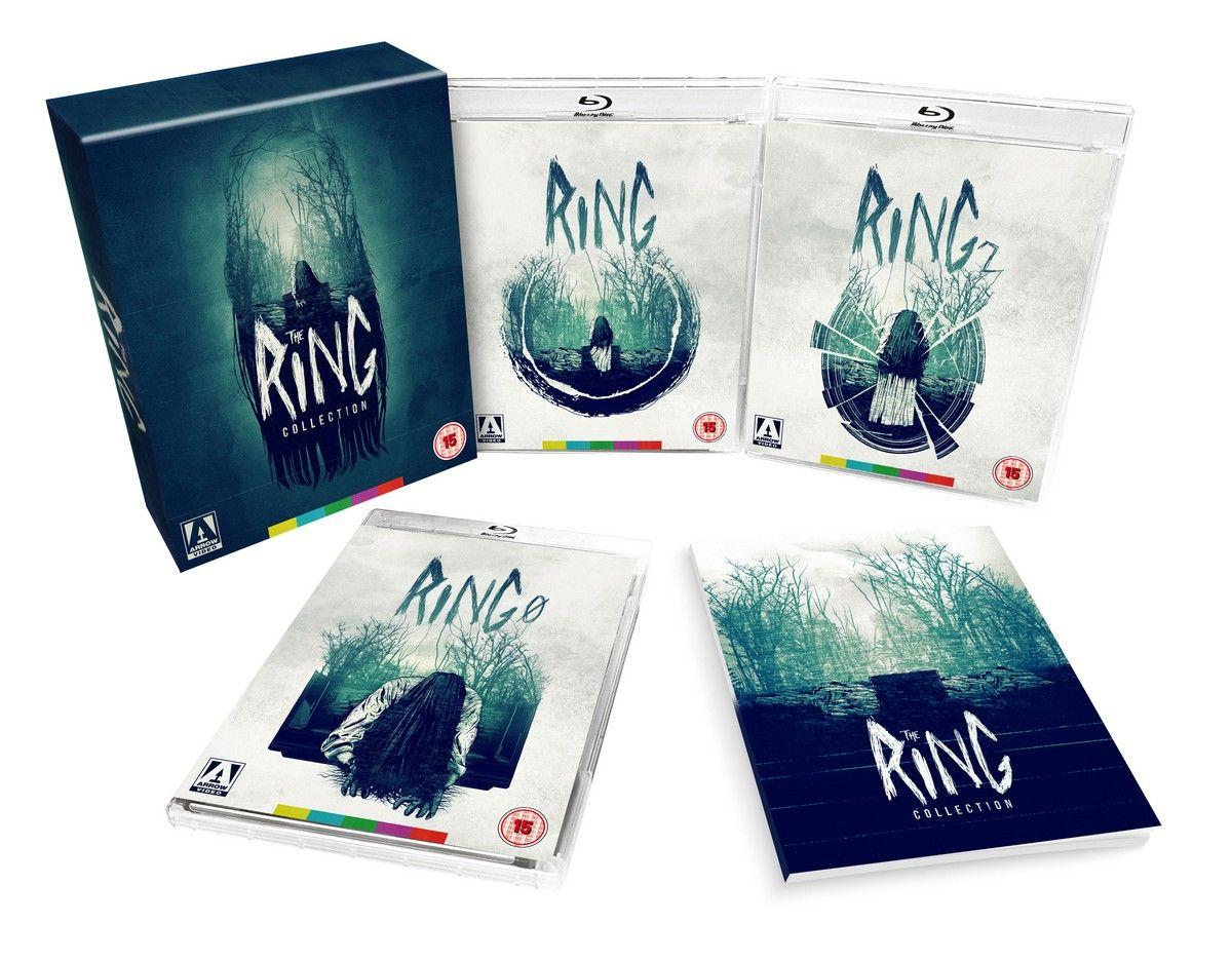 Ringu The Ring Boxset