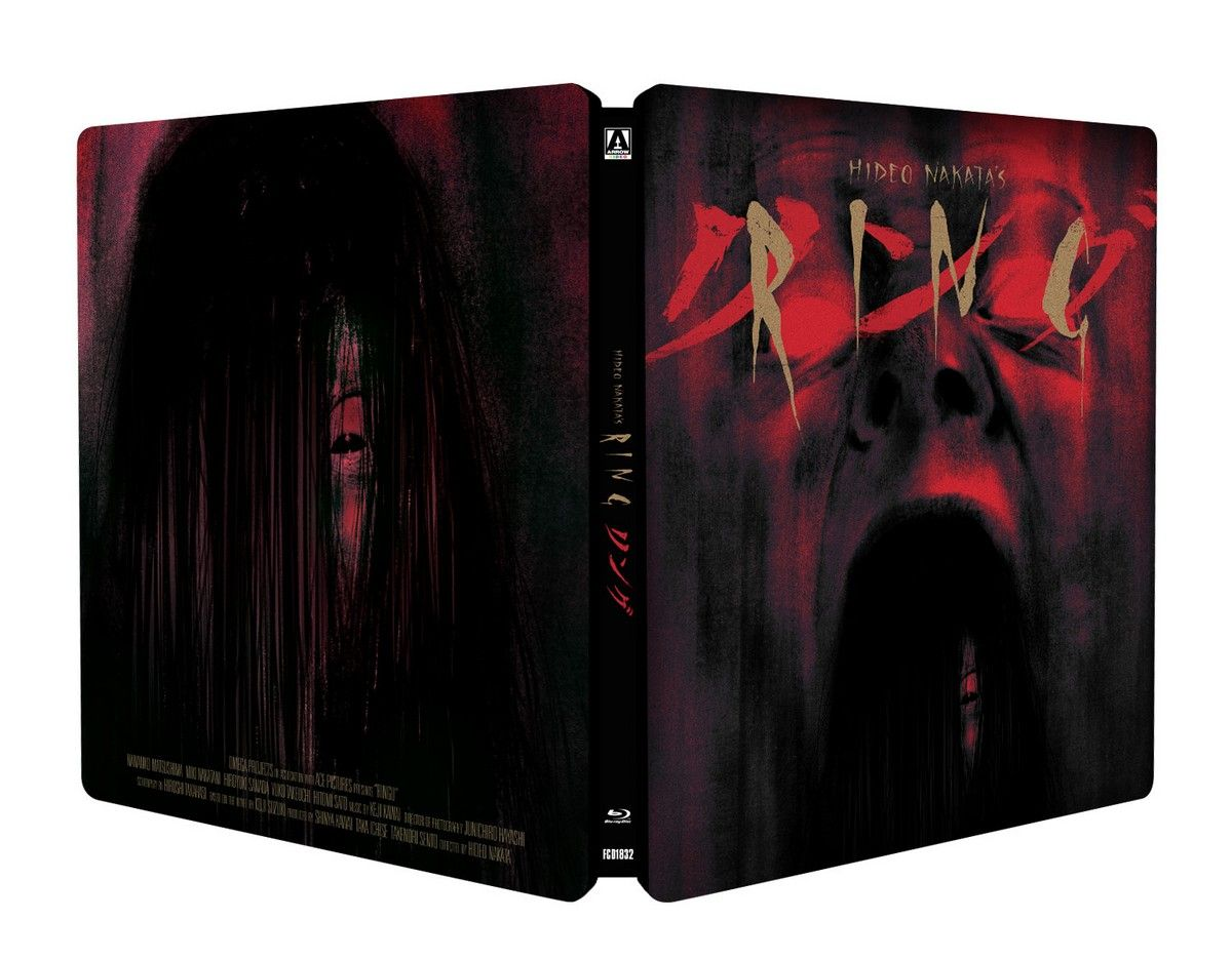 Ringu The Ring Steelbook