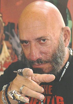 Sid Haig Interview Poster