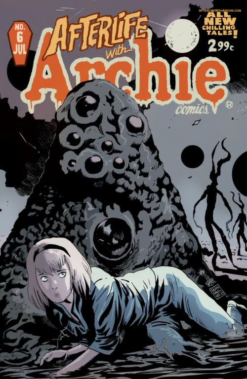 Afterlife With Archie 01