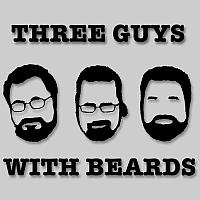 Three Guys With Beards Cover
