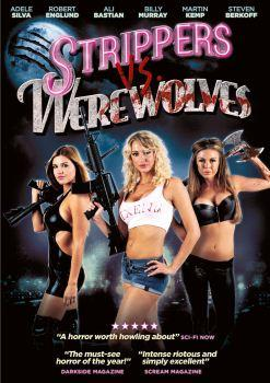 Strippers Vs Werewolves Dvd Cover