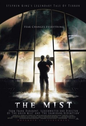 The Mist, The Walking Dead, & the Reality of Horror