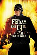 Friday The 13th Part Vii Cover