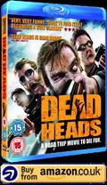 Buy Deadheads Blu Ray