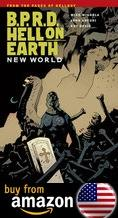 Bprd Hell On Earth Volume 1 New World Amazon Us