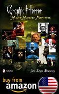 Graphic Horror Movie Monster Memories Amazon Us