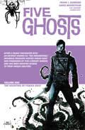 Five Ghosts Volume 1 Cover