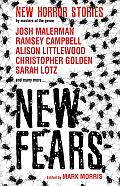 New Fears Mark Morris Cover