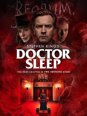 Doctor Sleep Poster Large