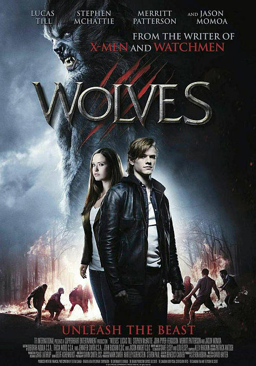 02 Wolves Poster