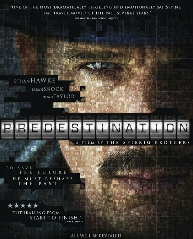 01 Predestination Poster