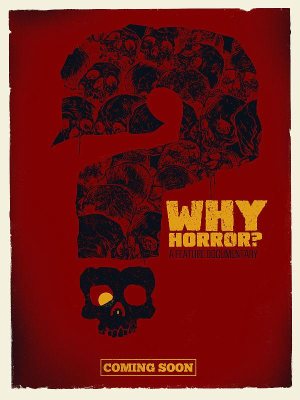 Why Horror Poster